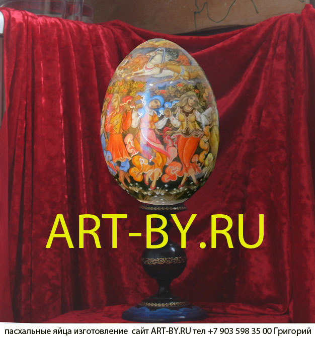 роспись деревянных яиц роспись пасхальных яиц деревянные